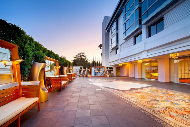 Hotel Le Meridien At Beverly Hills