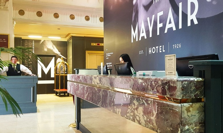 Hotel Historic Mayfair