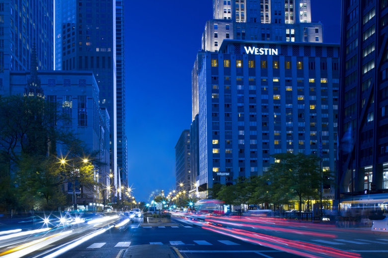 Hotel Westin Michigan Avenue