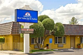 Motel Americas Best Value Inn - Clovis