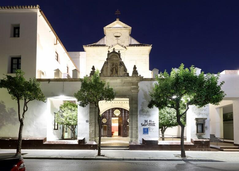 Hotel monasterio de san miguel puerto de santa mar a c diz - Hoteles puerto de santa maria cadiz ...