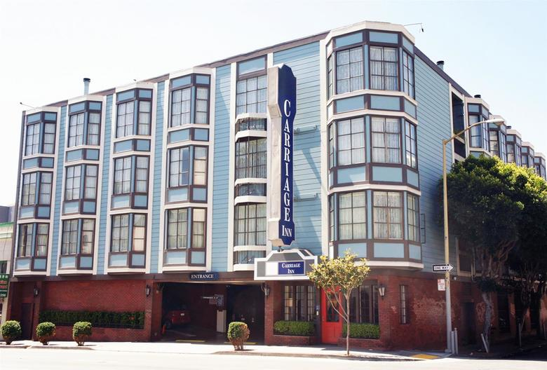 Hotel Best Western Plus Carriage Inn