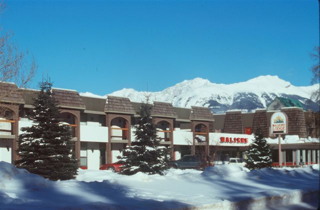 Hotel Maligne Lodge