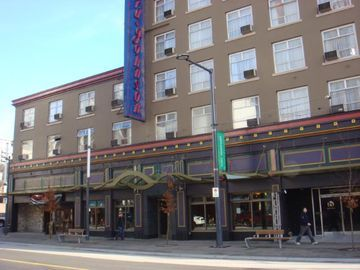 Howard Johnson Hotel Downtown Vancouver