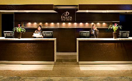 Hotel Delta Bow Valley - Delta Room Cb