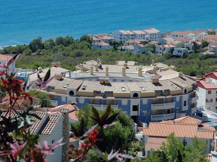 Apartamentos marcomar alcoceber castell n - Apartamentos en alcocebre ...