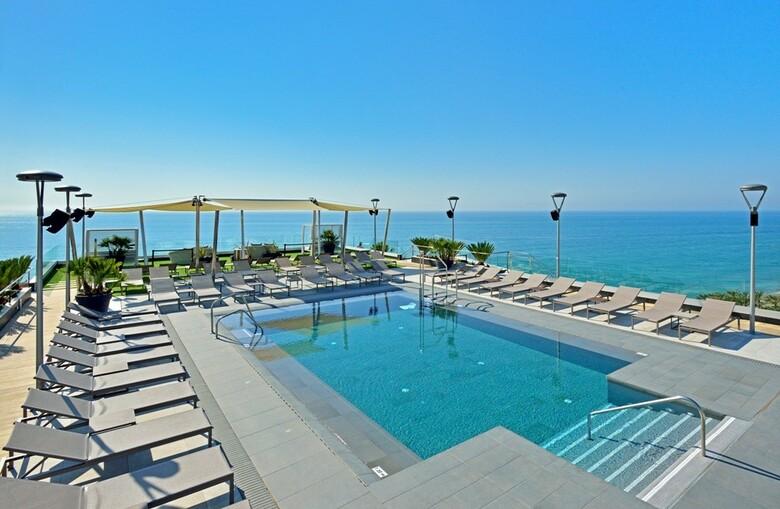 hotel meli costa del sol torremolinos m laga. Black Bedroom Furniture Sets. Home Design Ideas