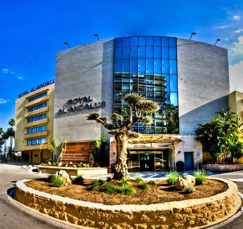 Hotel Royal Al Andalus Espagne