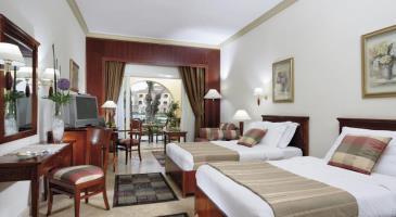 Hotel Moevenpick Cairo Media City