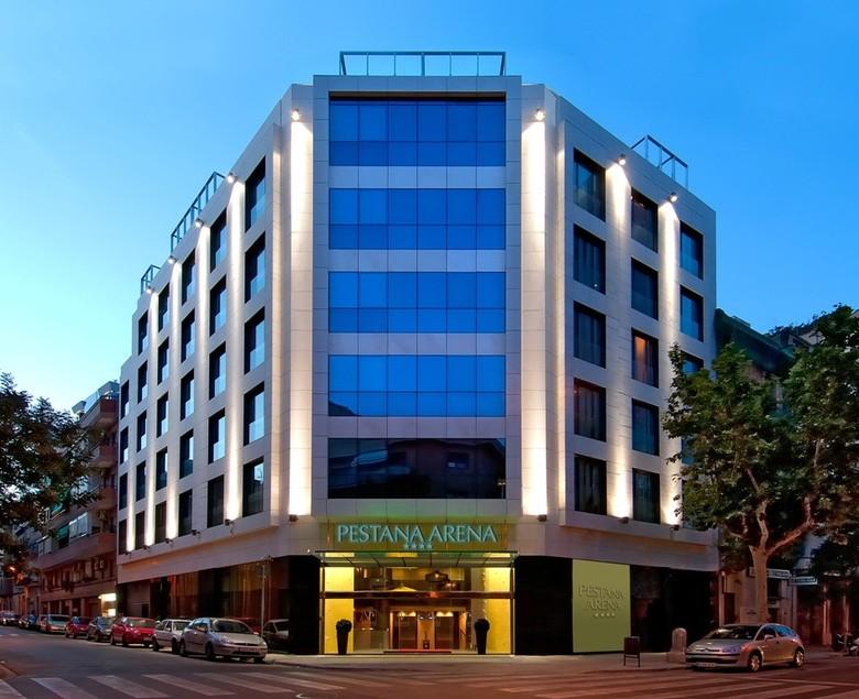 Hotel pestana arena barcelona barcelona - Hoteles vincci barcelona ...