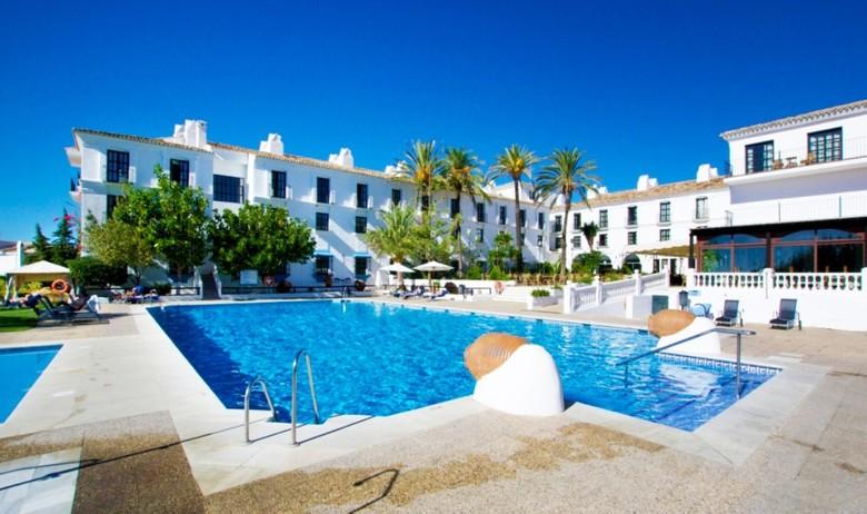 Hotel ilunion hacienda del sol mijas m laga atrapalo for Puerta del sol en directo ahora