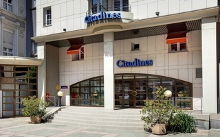 Hotel Citadines Grenoble