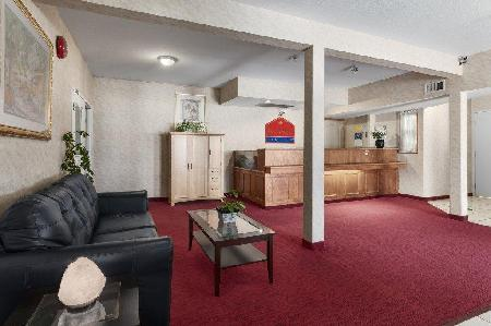 Hotel Ramada Limited 100 Mile House - Standard Cb