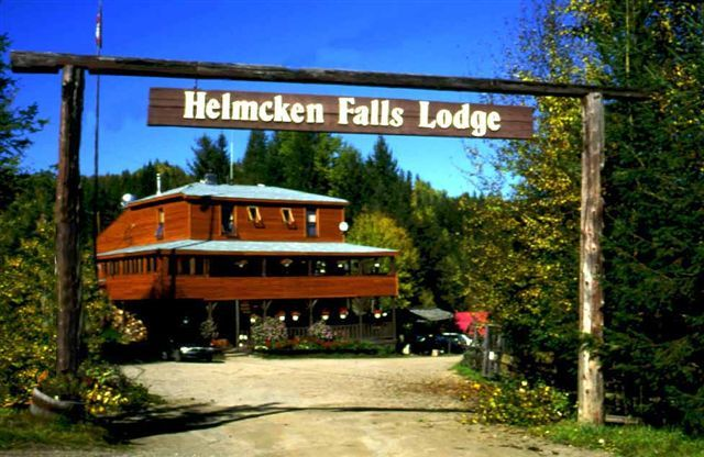Hotel Helmcken Falls Lodge - Deluxe