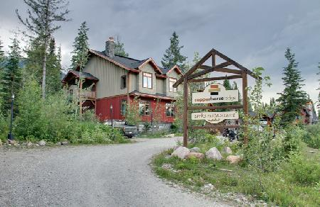 Hotel Copper Horse Lodge At Kicking Horse - Standard Ab