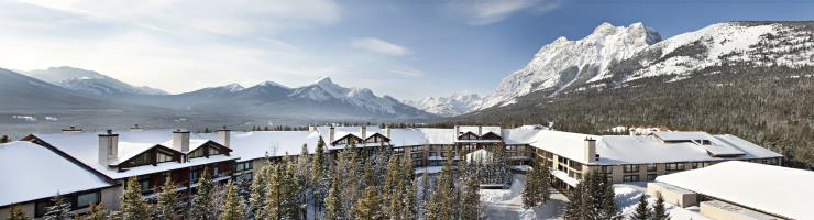 Hotel Delta Lodge At Kananaskis