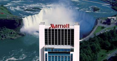Hotel Marriott Gateway On The Falls