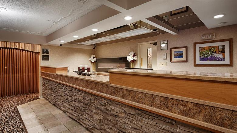 Hotel Best Western Inn At Penticton