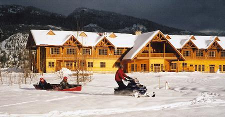 Hotel Glacier House Resort - Medium Chalet