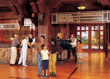 Hotel Disney's Grand Californian