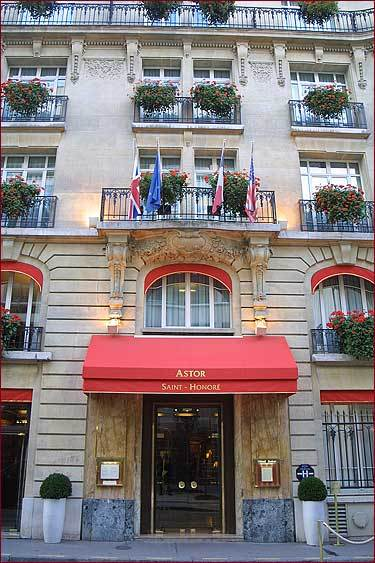 Hotel Astor Saint Honore