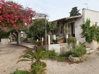 Agroturismo Holiday Home Arancio Buseto Palizzolo