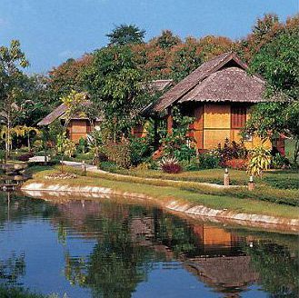 Hotel Baan Krating Pai Resort