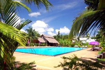 Hotel Chumphon Cabana Resort & Diving Centre