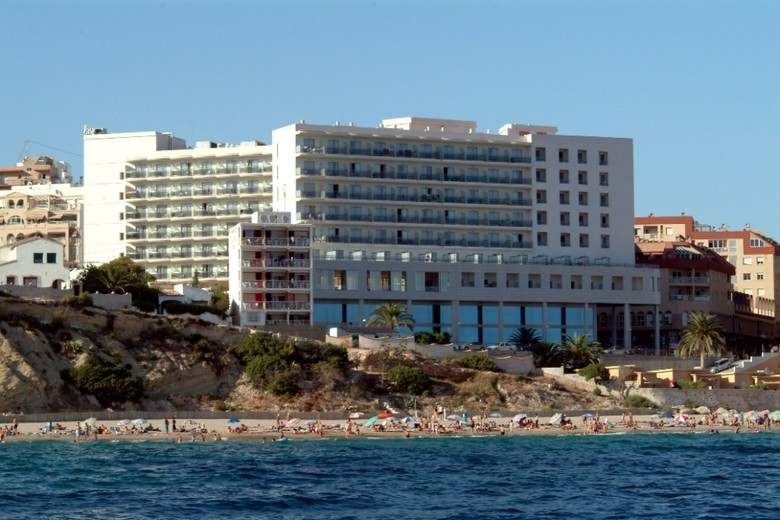 Hoteles de playa for Hoteles en calpe playa