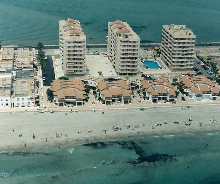Camping A La Manga Espagne: Apartamento Isla Grosa, La Manga Del Mar Menor (Murcia