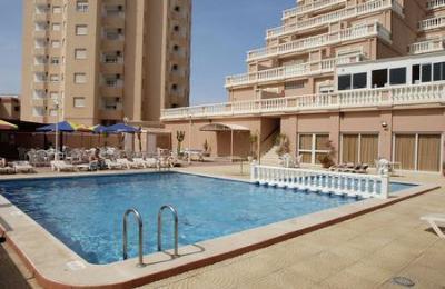 Hotel los delfines la manga del mar menor murcia - Hoteles en murcia con piscina ...