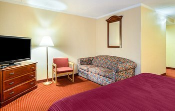 Quality Inn Hotel Mount Vernon