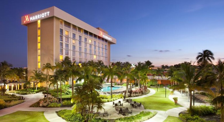 Hotel Miami Airport Marriott