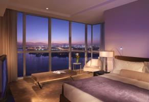 Apartamento Intercontinental Residence Suite Dubai Festival City