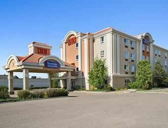 Motel Travelodge Spruce Grove