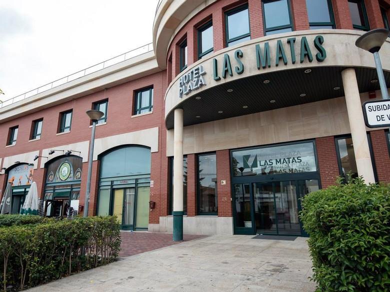 Plaza las matas hotel las rozas madrid - Hotel las rosas madrid ...