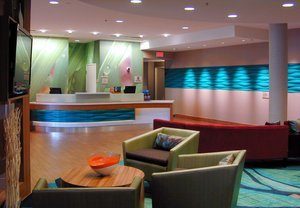Hotel Springhill Suites By Marriott Las Vegas North Speedway