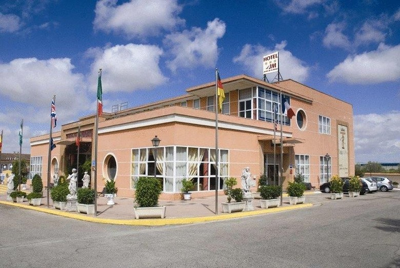 Jm Hoteles Jardin De La Reina, Guillena (Sevilla ...