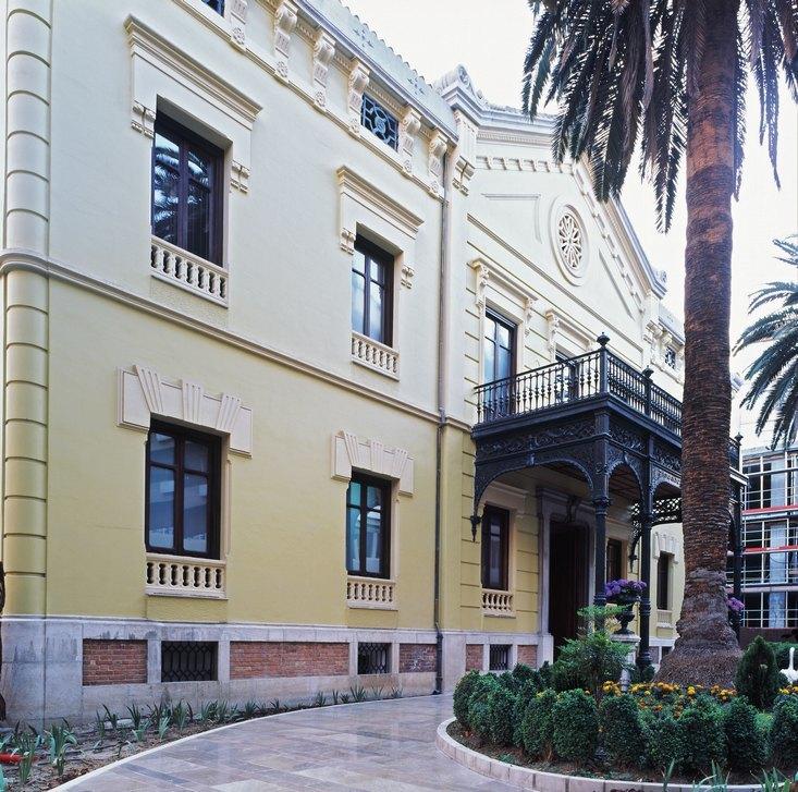 Hotel hospes palacio de los patos granada - Hotel hospes palacio de los patos ...