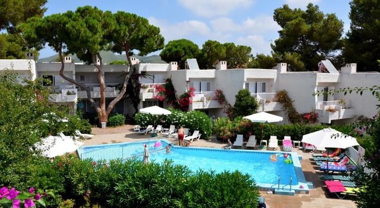 Apartamentos atlas y park santa eulalia del r o ibiza - Apartamentos santa eulalia ibiza ...
