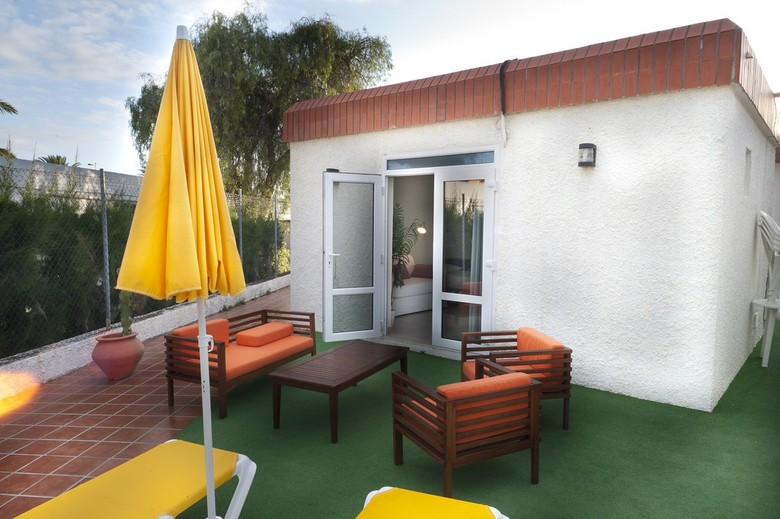 Apartamentos Bungalows Do�a Rosa
