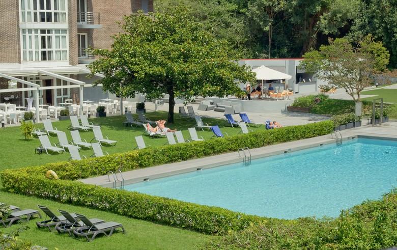Hotel barcel costa vasca san sebasti n guip zcoa for Barcelo paris hotels