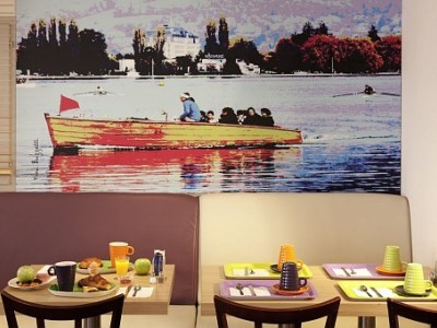 Hotel Ibis Styles Annecy Gare Centre (formerly Mandallaz)