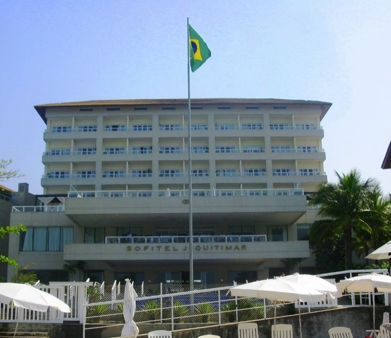 Hotel Sofitel Jequitimar Guarujá