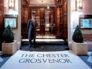 Hotel Chester Grosvenor And Spa