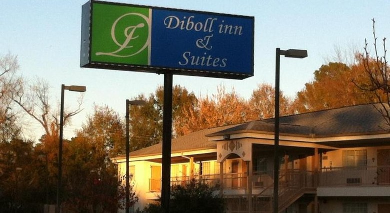 Motel Diboll Inn And Suites
