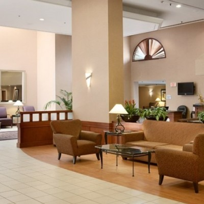 Hotel Travelodge Toronto Airport