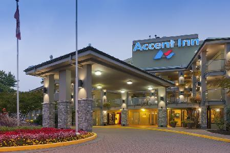 Hotel Accent Inn Vancouver Airport