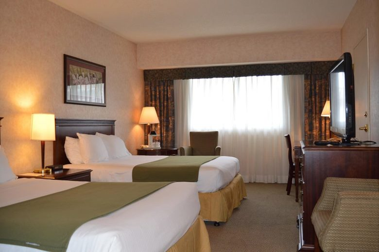 Hotel Holiday Inn Express Vancouver