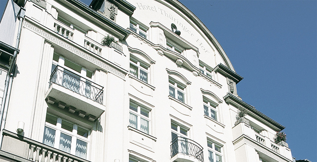 Steigenberger Hotel Th�ringer Hof